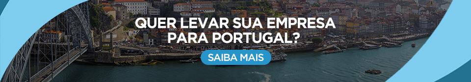 Levar sua emrpesa para Portugal