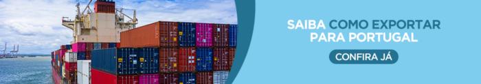 Como exportar para Portugal
